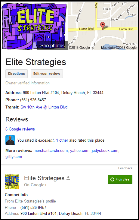 another knowledge graph example