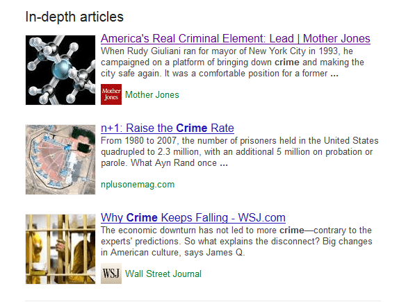crime in depth articles