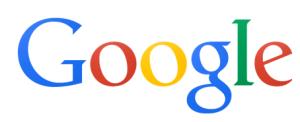 google new flat logo design
