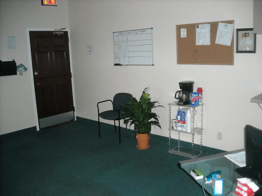 sales boiler room office