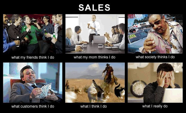 sales meme