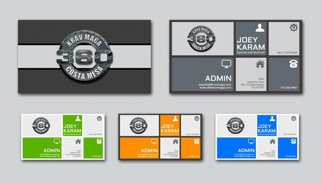 business card design 5
