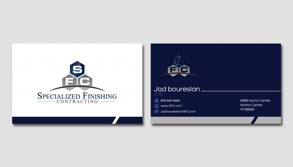 business card design 6
