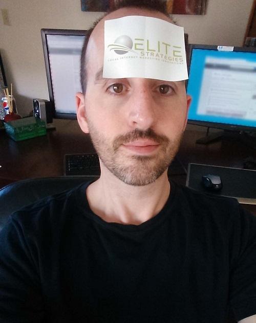 elite strategies selfie