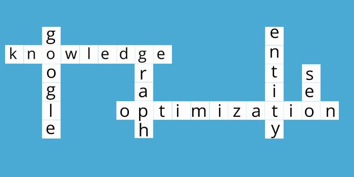 google knowedge graph optimization