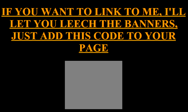 asking for links