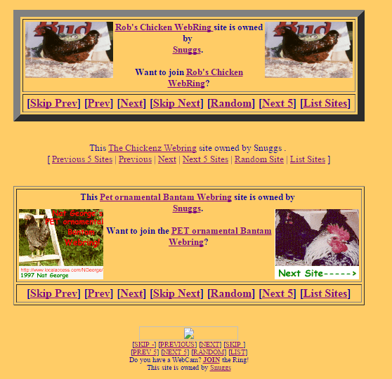 web rings history of blackhat SEO