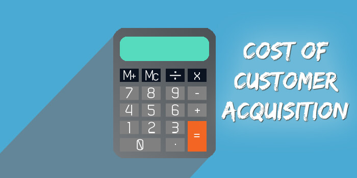 calculate cost of customer acquisition