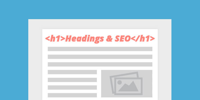 headings and SEO