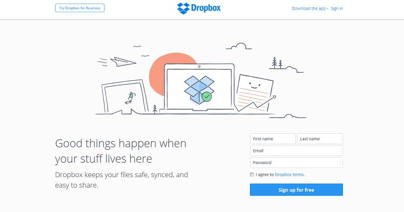 dropbox-eg