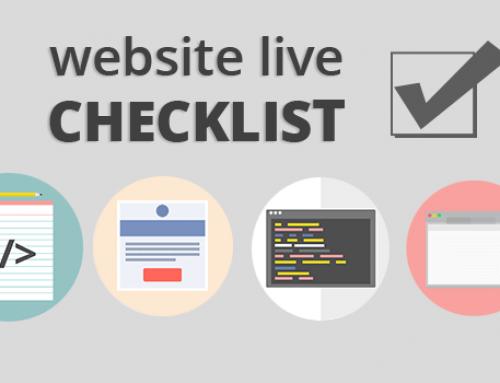 Website Launch (Live) & Website Transfer Checklist