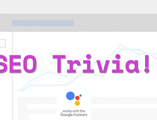 SEO Trivia Game for Google Home and Assistant